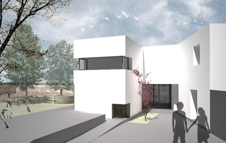 Casa LVR - reabilitação:   por A2OFFICE