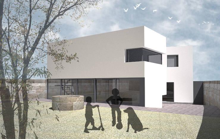 Casa LVR – reabilitação:   por A2OFFICE