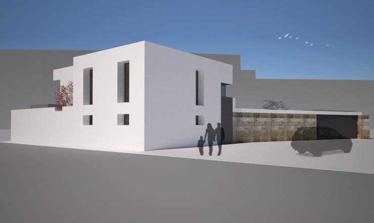 Casa ROD – reabilitação:   por A2OFFICE