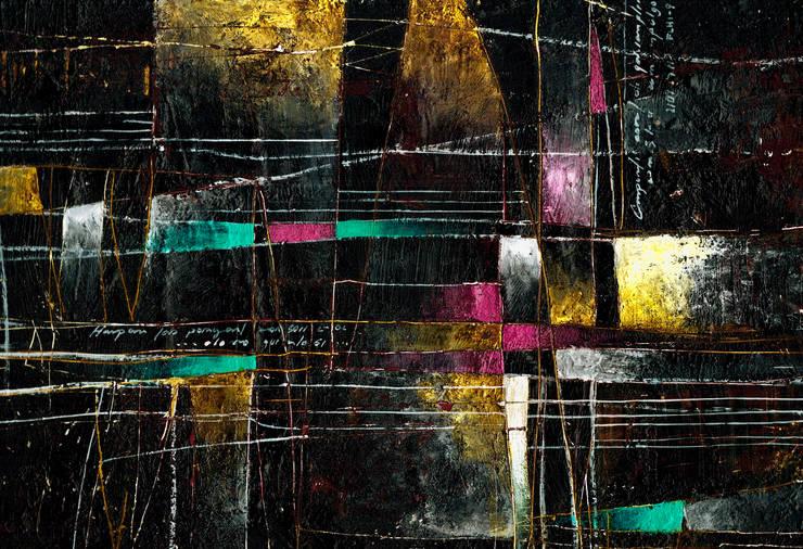 Estudio Negro, Ibarra 2014 : Arte de estilo  por Estudio Negro