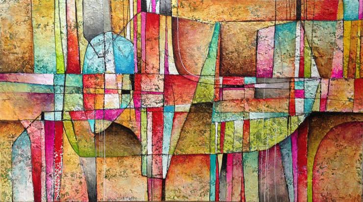 Ejercicios plásticos, Ibarra 2014 : Arte de estilo  por Estudio Negro