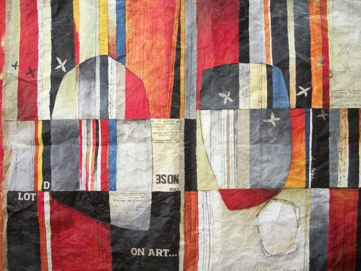 Ejercicios plásticos, Ibarra 2013 : Arte de estilo  por Estudio Negro