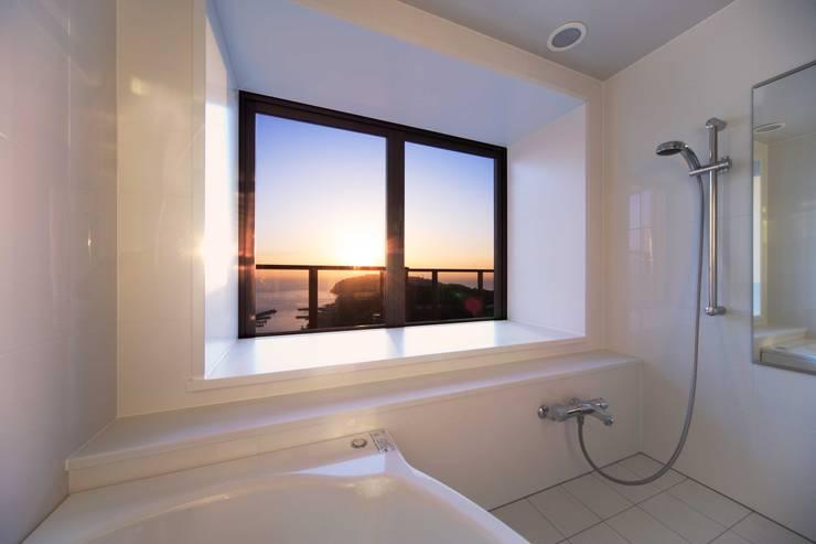 ビューバス: PROSPERDESIGN ARCHITECT OFFICE/プロスパーデザインが手掛けた浴室です。