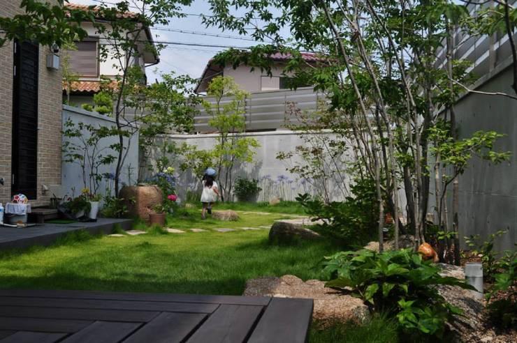 Su garden 2013: eniが手掛けた庭です。