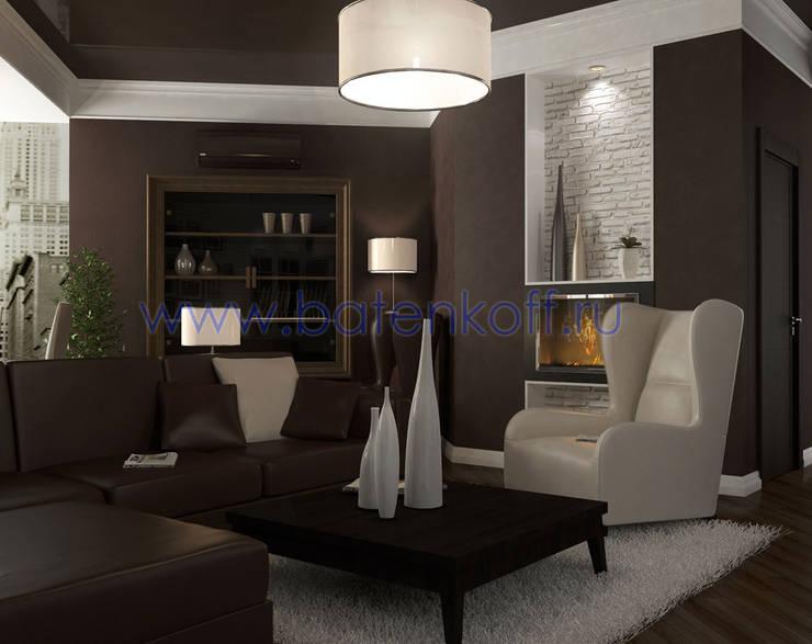 Дизайн проект гостиной кухни: Кухни в . Автор – Дизайн студия 'Дизайнер интерьера № 1',