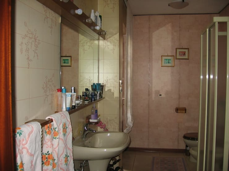 Ванная комната в . Автор – Mobili Donda