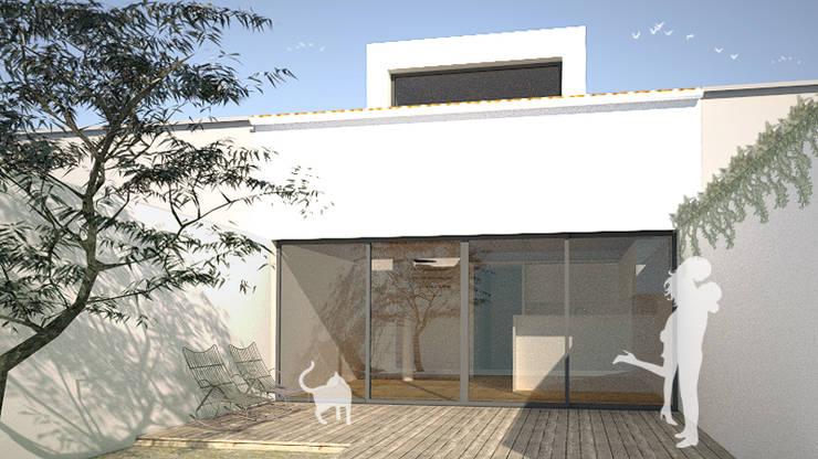 Casa do Burgal - reabilitação:   por A2OFFICE