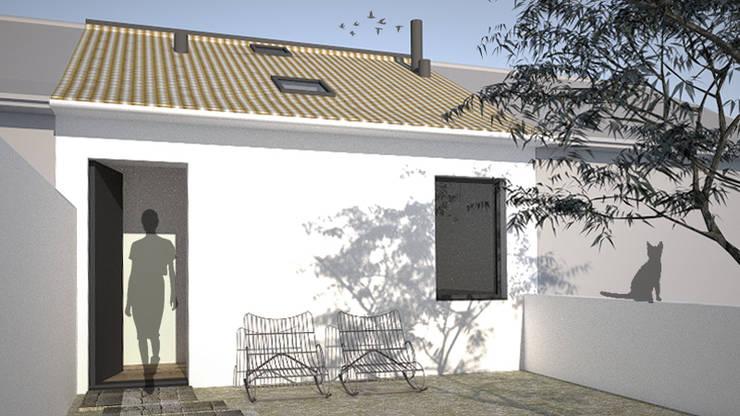 Casa do Burgal – reabilitação:   por A2OFFICE