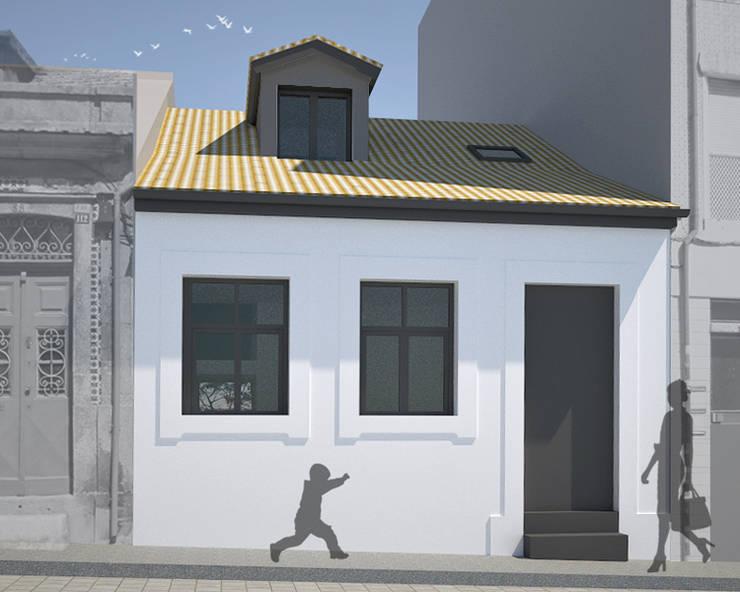 Casa da Bataria – reabilitação:   por A2OFFICE