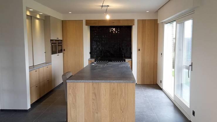 Keuken:   door AD MORE design, Landelijk Hout Hout