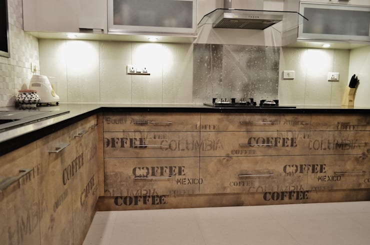 """<q class=""""-first""""> I Belong To U </q>:  Kitchen by Artis Interiorz Private Limited"""