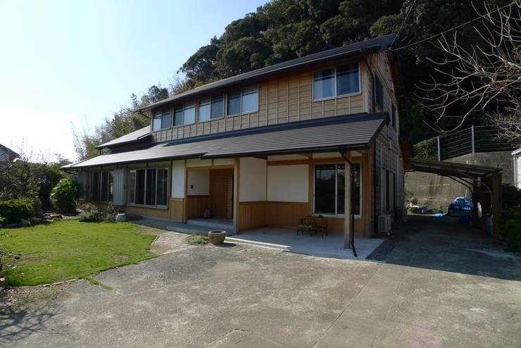 N邸 改修: 建築設計事務所 山田屋が手掛けた家です。,