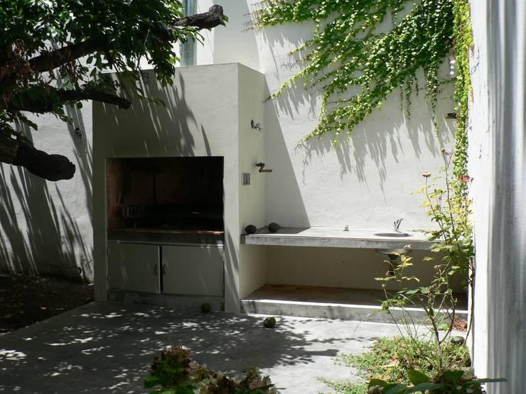 Сады в . Автор – Paula Mariasch - Juana Grichener - Iris Grosserohde Arquitectura