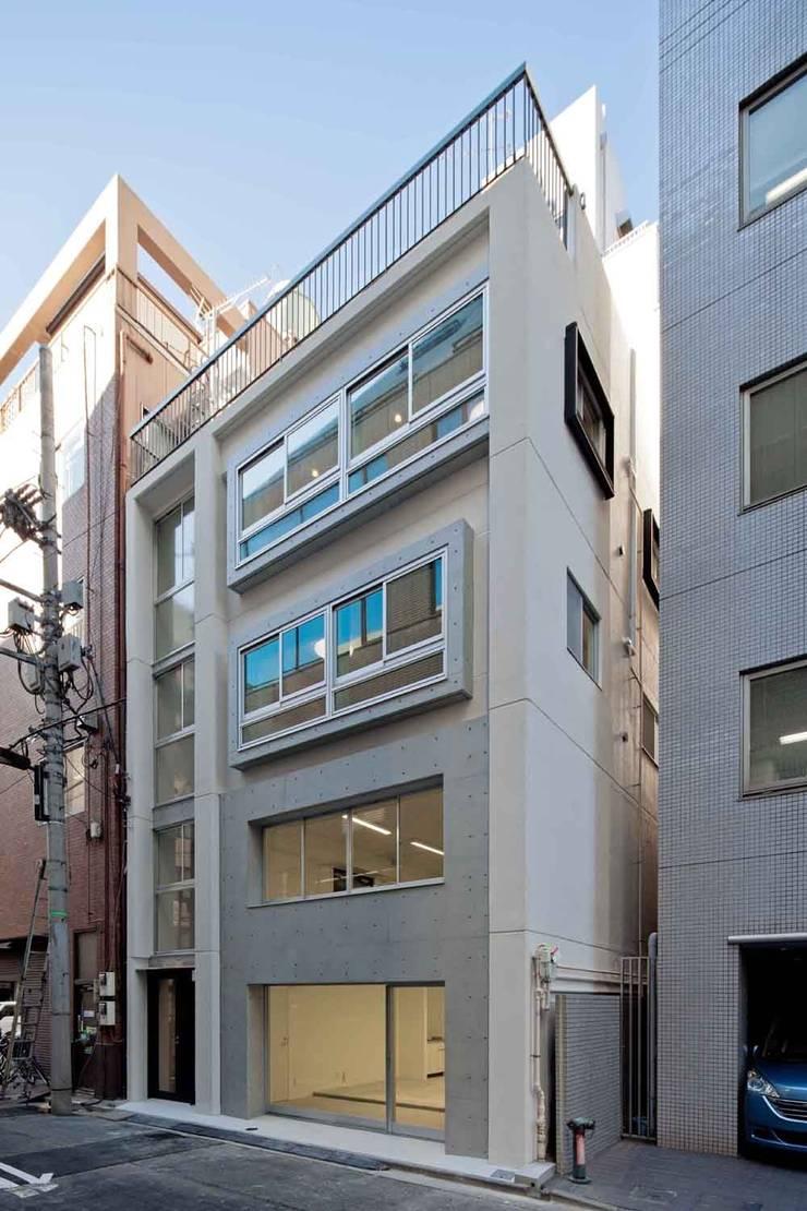 都心の家 NY邸: 細江英俊建築設計事務所が手掛けた家です。,