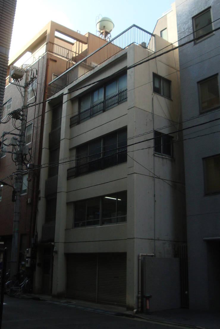 ビフォー: 細江英俊建築設計事務所が手掛けたです。,