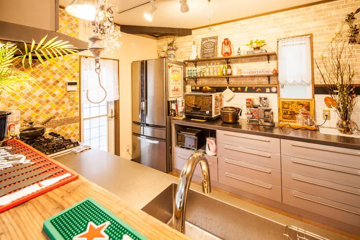 Kitchen by 株式会社コリーナ