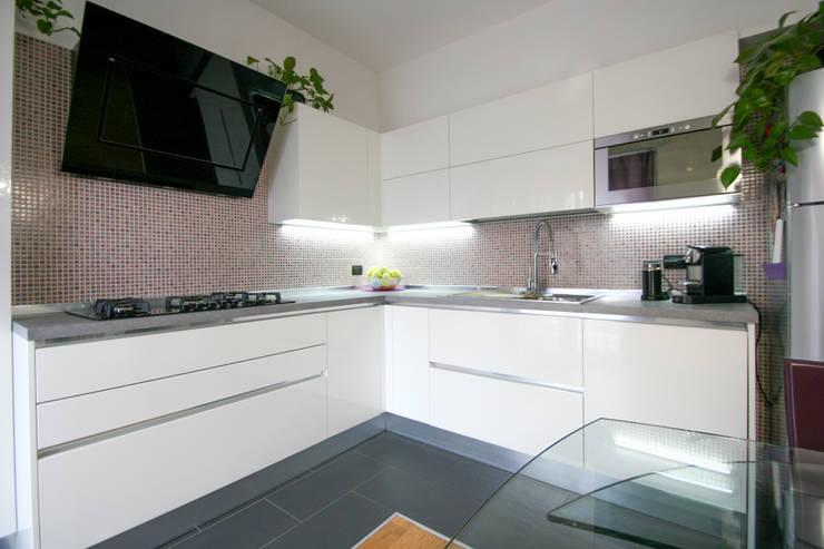 Kitchen by Marco D'Andrea Architettura Interior Design