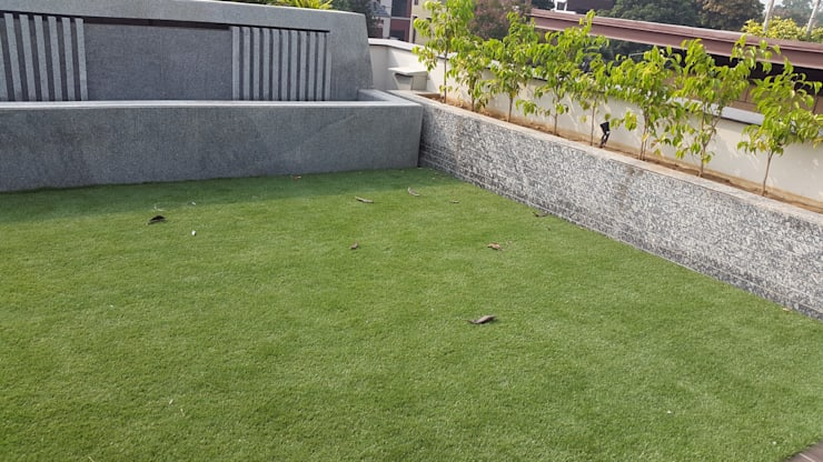 Terrace  Makeover :  Terrace by JRD Associates