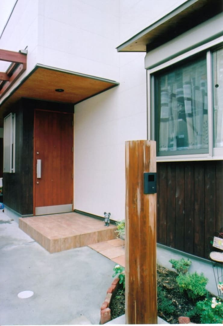 大久保の家: 株式会社 atelier waonが手掛けた家です。,