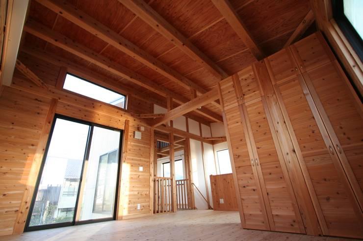 スギバコ: 凰建設株式会社が手掛けた子供部屋です。