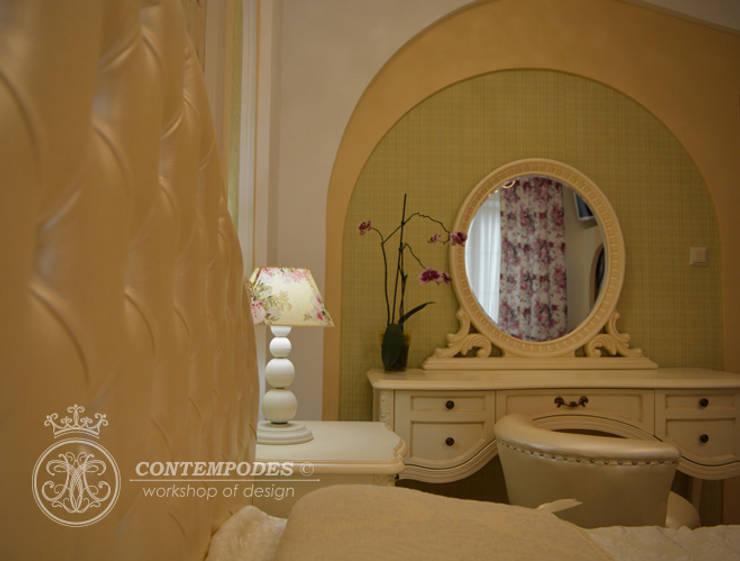 Спальни в . Автор – Contempodes