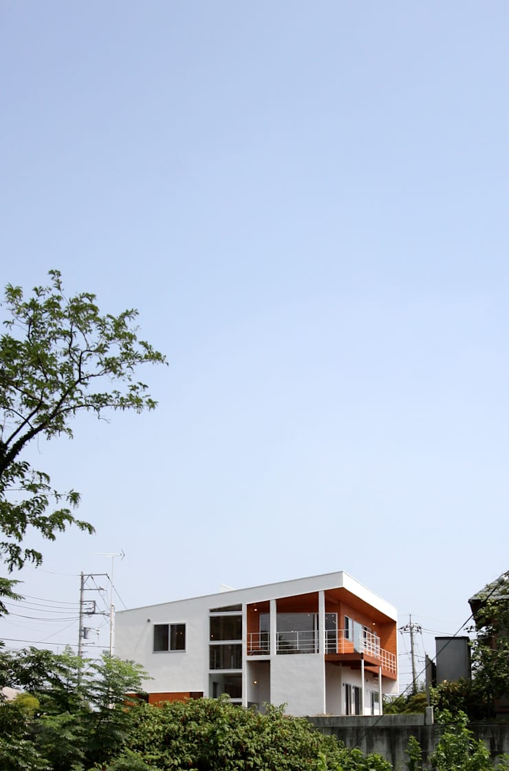 I-house: クコラボ一級建築士事務所が手掛けた家です。