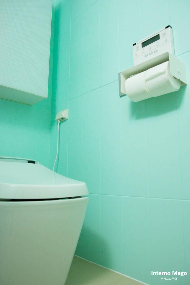성동구 아파트 : 인테르노 마고(Interno Mago)의  욕실