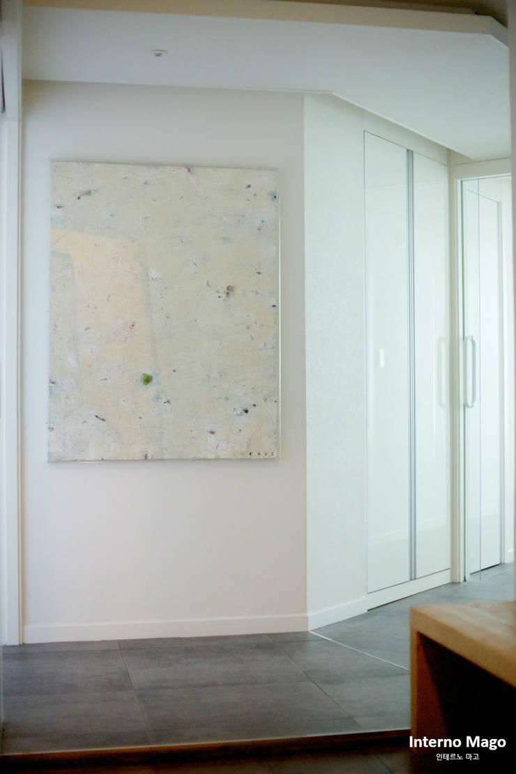 성동구 아파트 : 인테르노 마고(Interno Mago)의  거실
