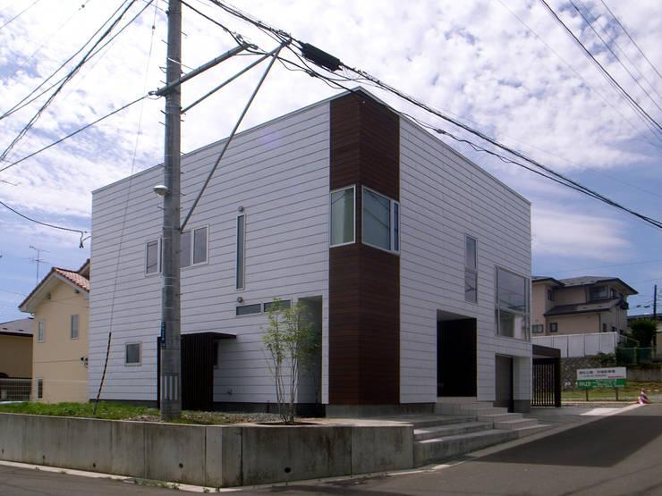 K-house: クコラボ一級建築士事務所が手掛けた家です。,