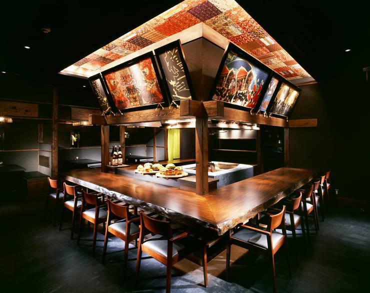 Aziatische gastronomie van DESIGN LABEL KNOT Aziatisch