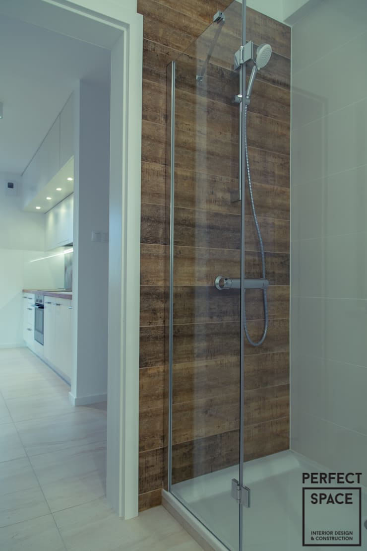 Nowe oldskulowe: styl , w kategorii Łazienka zaprojektowany przez Perfect Space