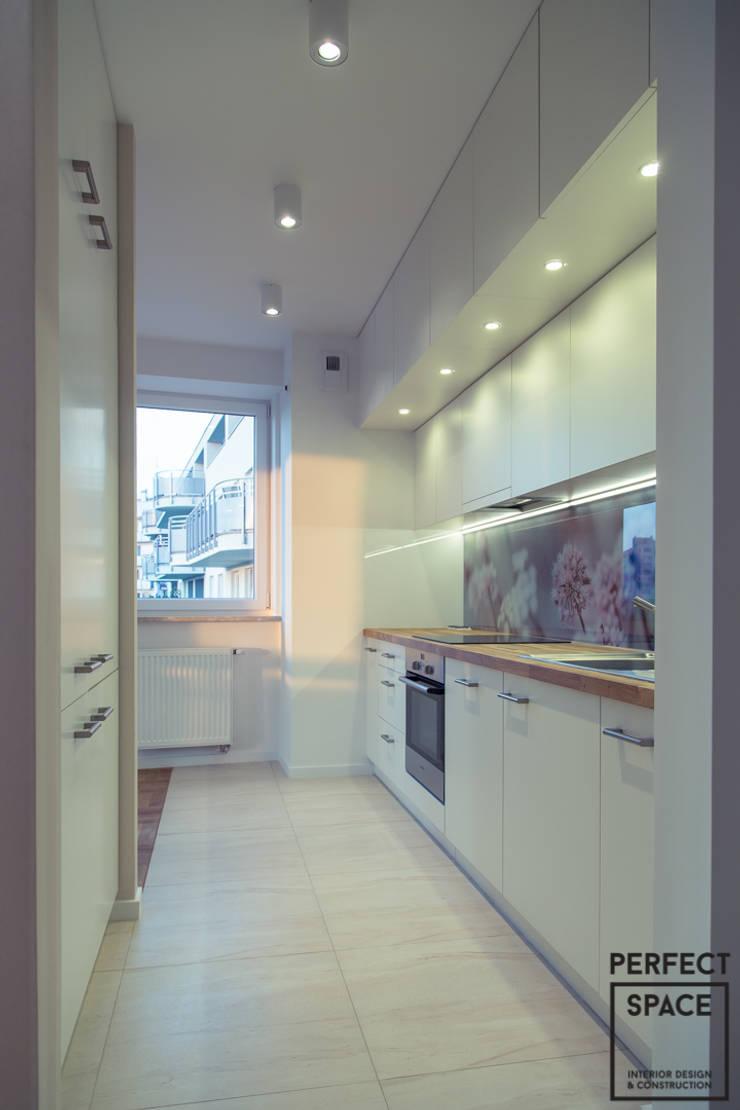 Nowe oldskulowe: styl , w kategorii Kuchnia zaprojektowany przez Perfect Space