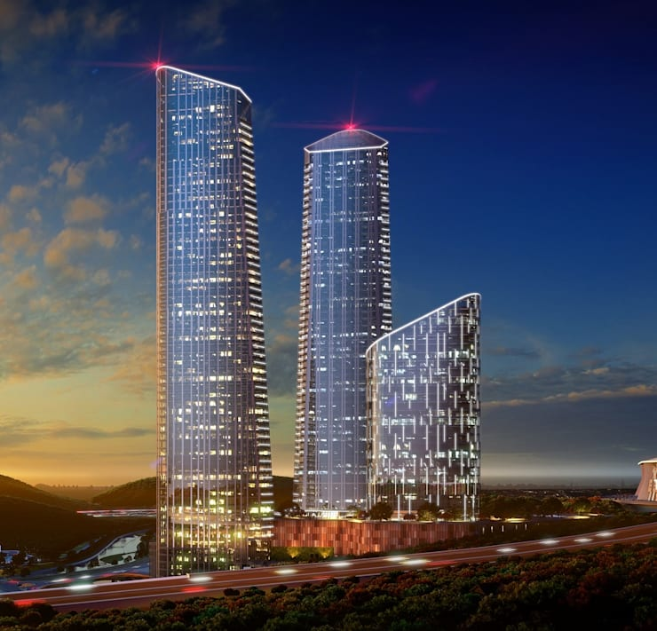 CCT INVESTMENTS – CCT 152 Project in Syrantepe:  tarz Evler