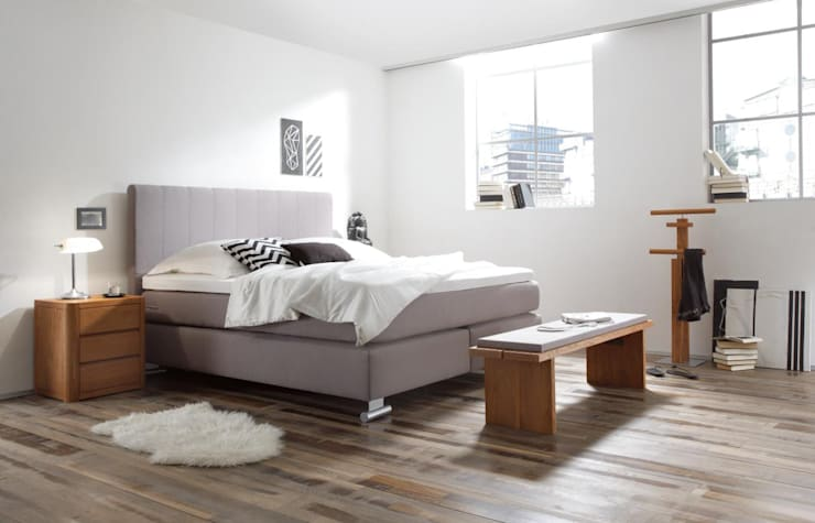Dormitorios de estilo  por mkpreis