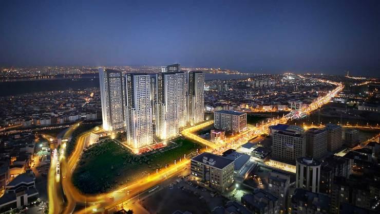CCT INVESTMENTS – CCT 117 Project in Esenyurt:  tarz Evler