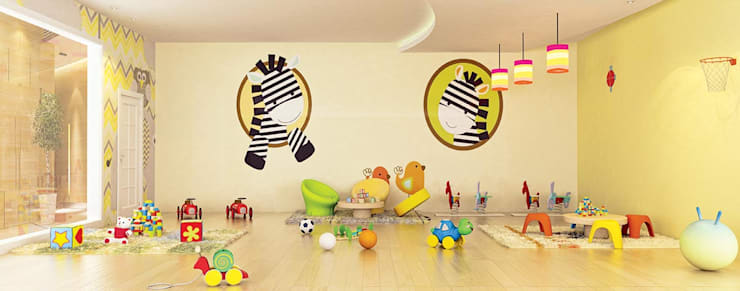 CCT INVESTMENTS – CCT 117 Project in Esenyurt: modern tarz Çocuk Odası