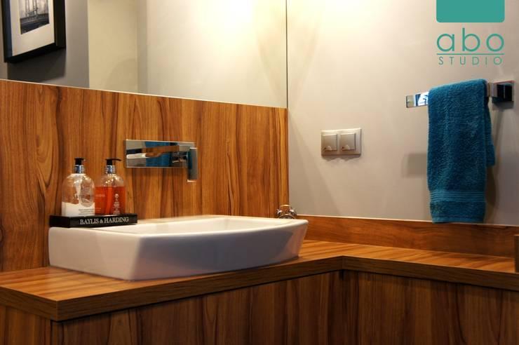Casas de banho  por abostudio