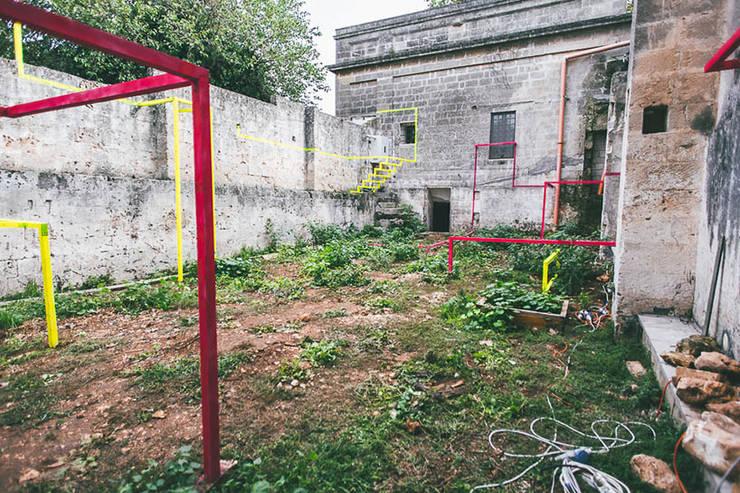 庭院 by FAHR 021.3, 隨意取材風