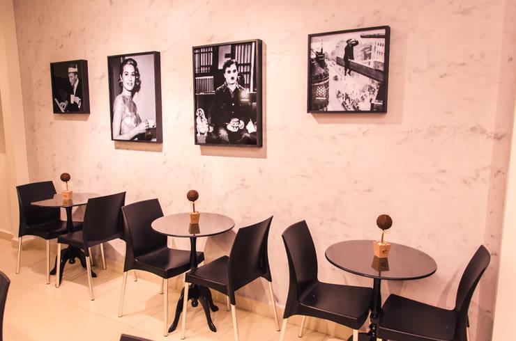 Detalhes: Espaços gastronômicos  por Daniely Victor - Designer de Interiores