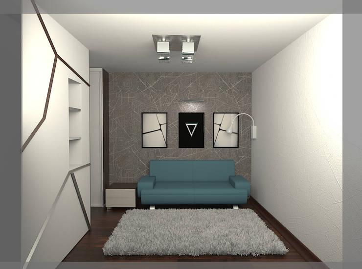 комната парня 17 лет: Спальни в . Автор – freeDOM