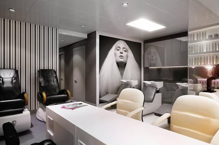 GlamVie. Salon: Офисы и магазины в . Автор – KAPRANDESIGN