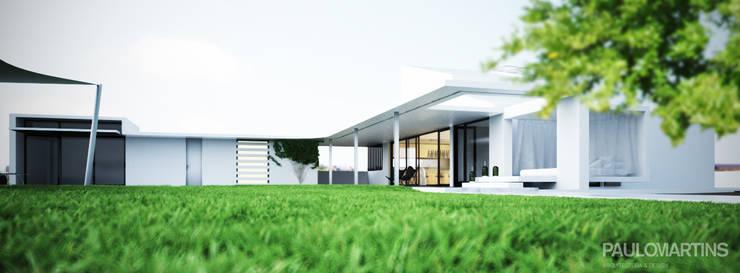 LAGOS HOUSE:   por PAULO MARTINS ARQ&DESIGN
