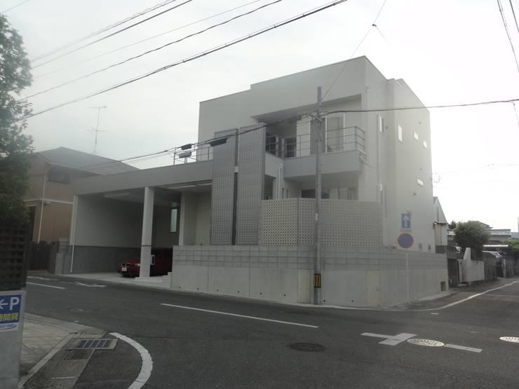 佇まい: DIOMANO設計が手掛けた家です。,