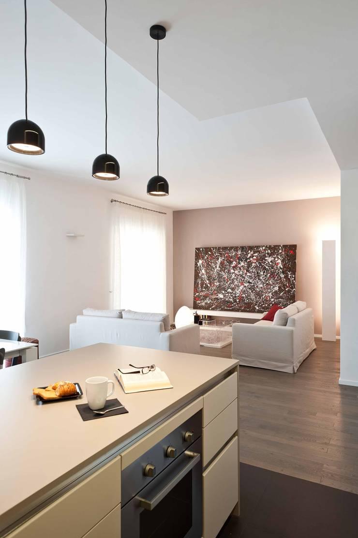 Living room by architetto Lorella Casola, Minimalist