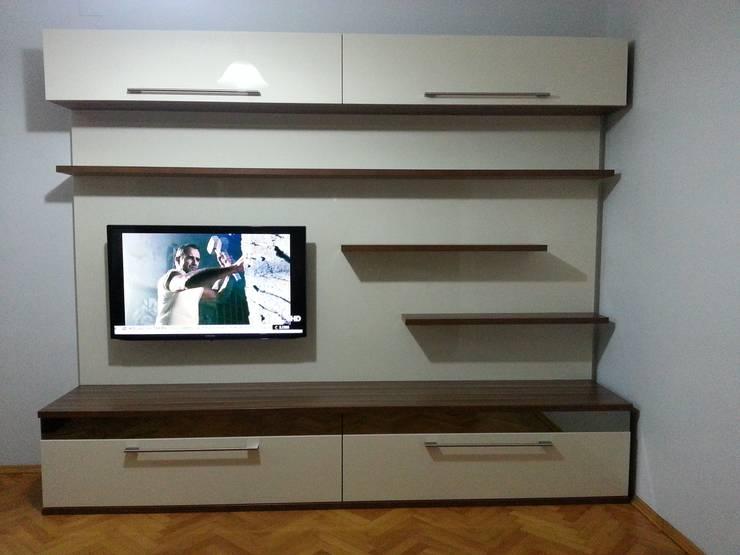 Erim Mobilya  – Tv Ünitesi:  tarz Oturma Odası