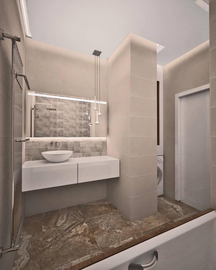 Жилое пространство : Ванные комнаты в . Автор – BMM