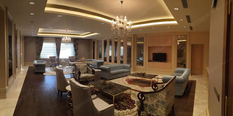 Fabbrica Mobilya – Antalya Havalimanı VIP Binası:  tarz , Klasik