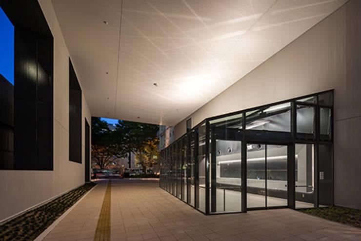 仙台市上杉分庁舎 公開空地: LovetheLightが手掛けた家です。,