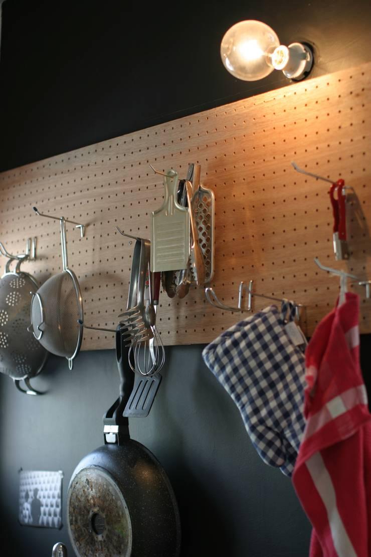 90平米のワンルーム: HOUSETRAD CO.,LTDが手掛けたキッチンです。