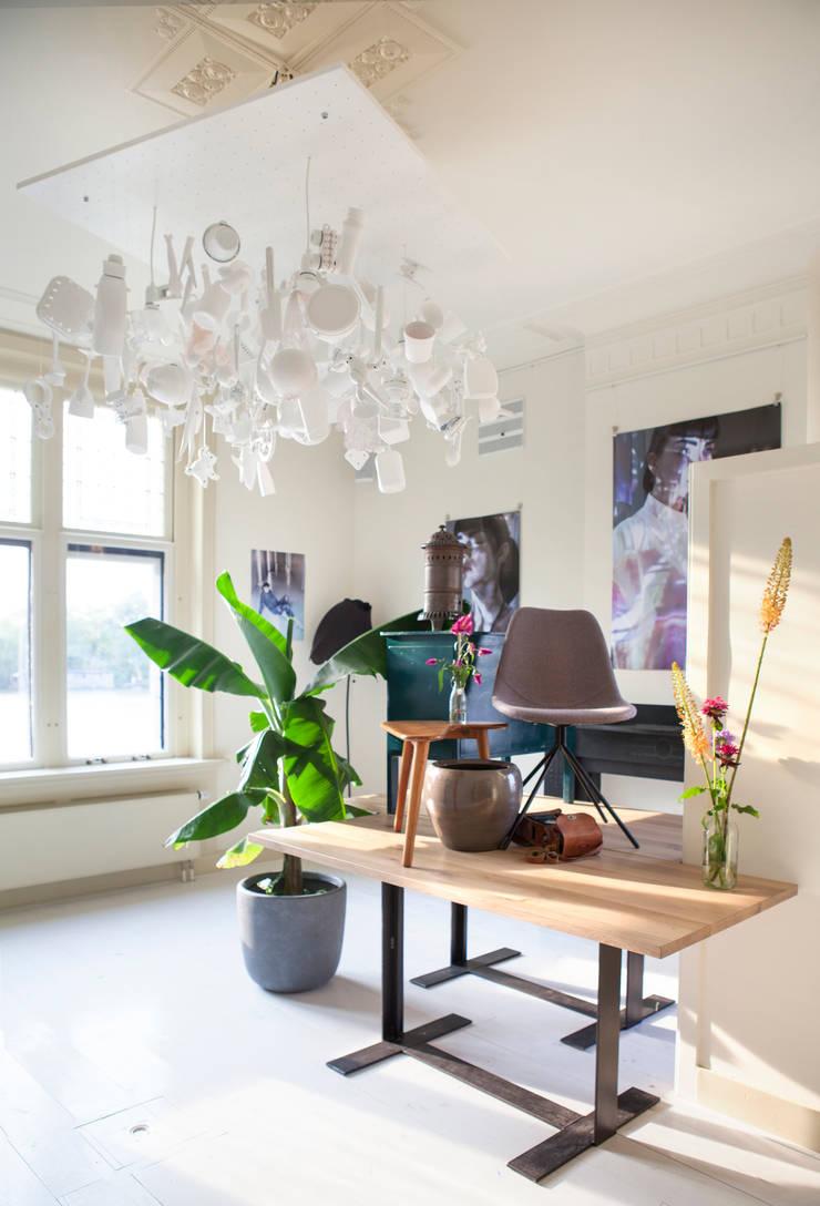 thuis aan de Amstel by studio Noun:  Gastronomie door studio Noun, Eclectisch